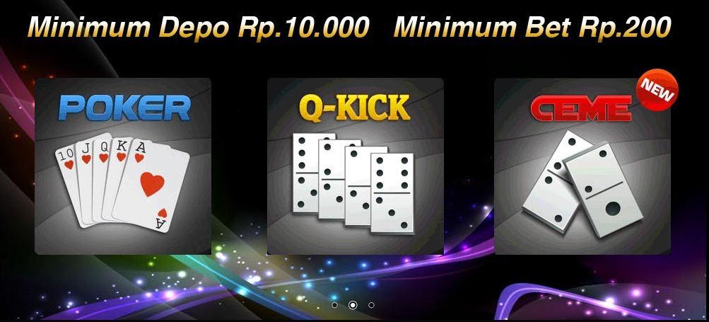 Tips Cara Menang Main Domino Online Qiu Qiu dan Poker