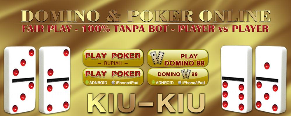 Poker online via atm bri