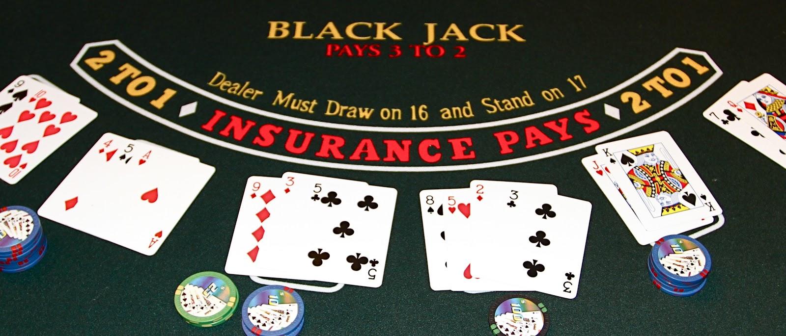judi black jack online