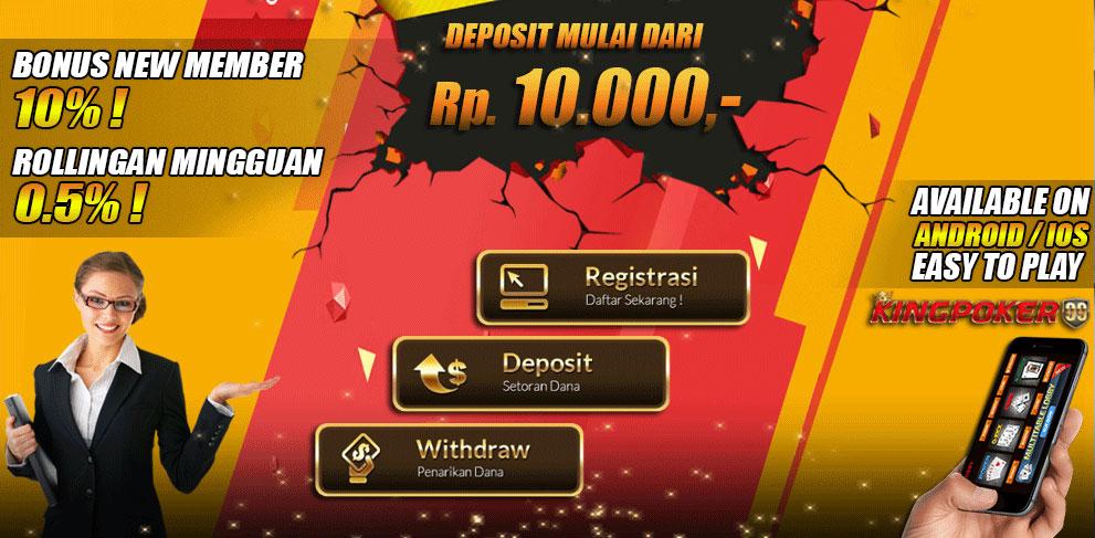 Daftar-Judi-Poker-Deposit-10rb.