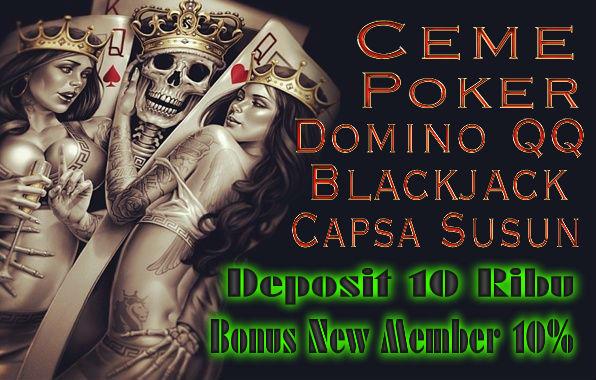 promo bonus poker