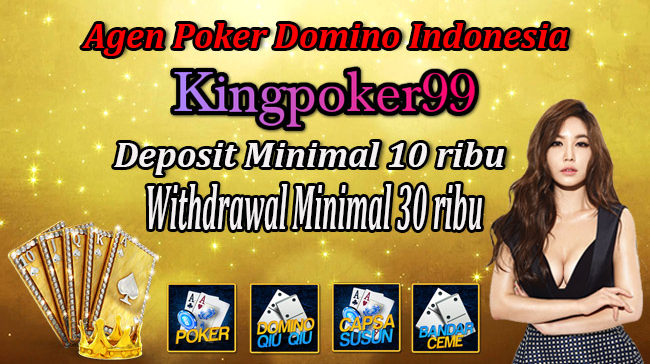 poker-domino-online-poker99