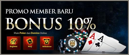 Situs Poker Online Deposit Murah